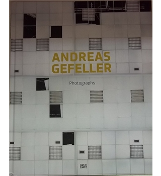 Andreas Gefeller-Signed Copy, First Edition
