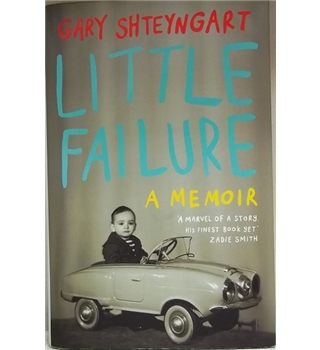 Little Failure- First UK Edition; Signed Copy