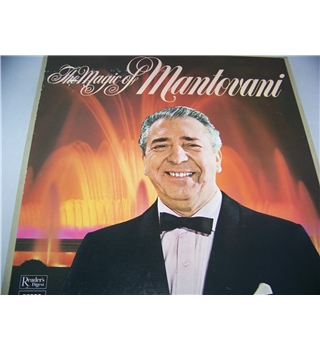 the magic of mantovani (7 LP box set) mantovani