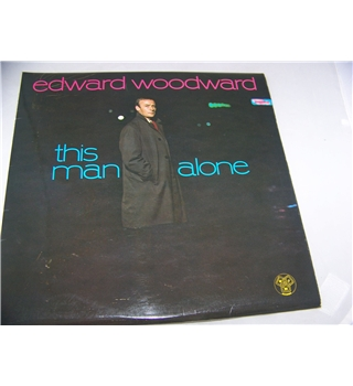 this man alone edward woodward - djlps 405