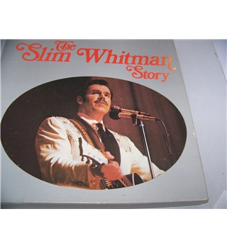 the slim whitman story slim whitman