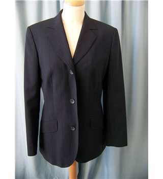 Pret Apparel - Size: 10 - Blue - Smart jacket / coat