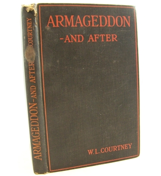 Armageddon - and after