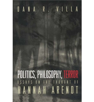 Politics, philosophy, terror