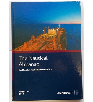 The nautical almanac for the year 2014