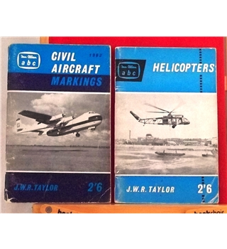 Civil Aircraft Markings 1962 and Helicopters 1960
