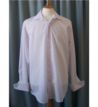 d'altario - Size: L - White - Long sleeved