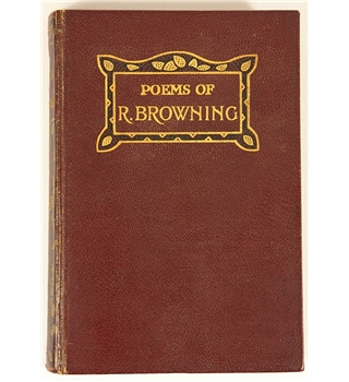 Poems of Robert Browning