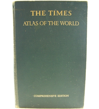 The Times Atlas of the World - Comprehensive Edition