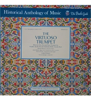 The Virtuoso Trumpet - Various Artists
