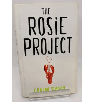 The Rosie project- First UK Edition, First Printing