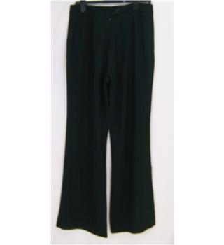 "Paddy Campbell - Size: 34"" - Black - Trousers"