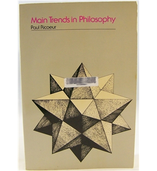 Main Trends in Philosophy