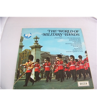 the world of military bands various - spa 18
