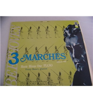 3 marches franz bauer - mmo 414