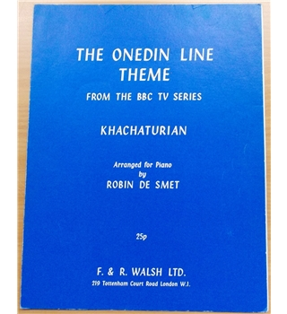 The Onedin Line Theme sheet music