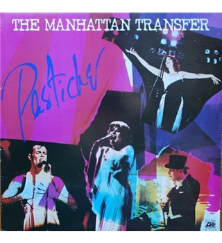 Pastiche - The Manhattan Transfer - K 50444