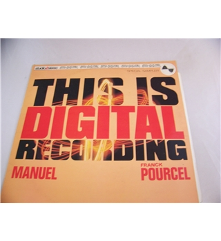 this is digital recording franck pourcel - this 1