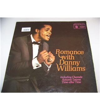 romance with danny williams danny williams - mfp 1155