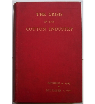 The Crisis In The Cotton Industry