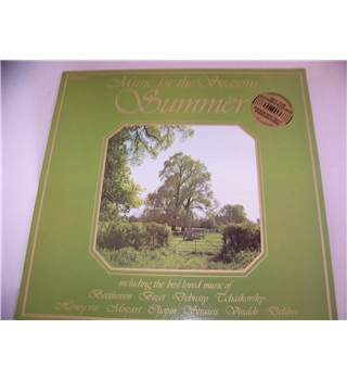 music of the seasons: summer -  various - rtl 20758