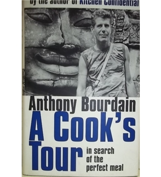 A cook's tour- Signed Copy; First Edition