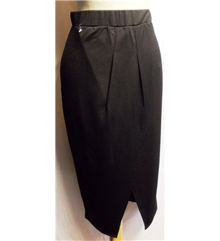 BNWT Missi London size 10 black skirt