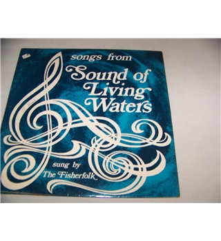 songs from sound of living waters the fisherfolk - 2002