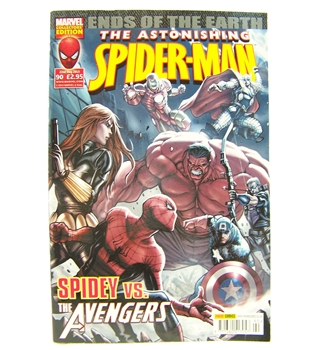 Spider-Man: Ends of The Earth - Spidey vs. The Avengers