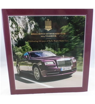 Rolls-Royce Enthusiasts' Club 2014 Yearbook