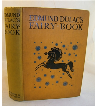 Edmund Dulac's Fairy-Book