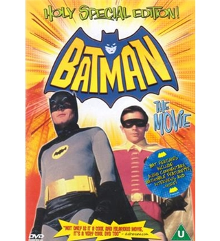 Batman The Movie: Holy Special Edition