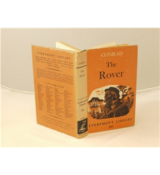 The Rover by Joseph Conrad, 1965