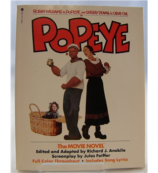 Popeye, The Movie Novel