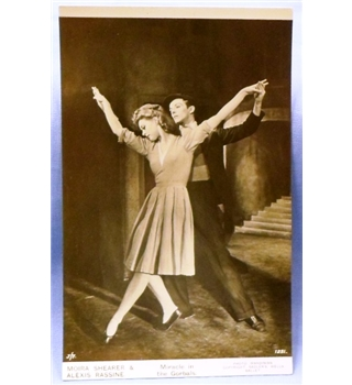 Vintage Ballet Collection from the 1940s: Moira Shearer & Alexis Rassine. Miracle in the Gorbals.
