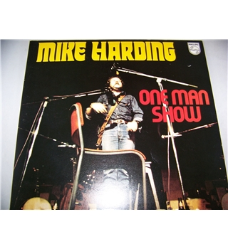 one man show mike harding - 6625 022