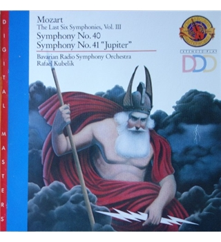 Symphony No.40 and No.41 - Mozart
