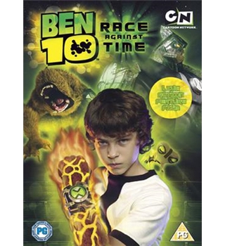 Ben 10 - Race against time PG