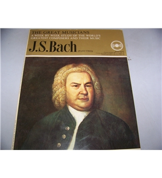 The Great Musicians: No. 25, J.S.Bach (part 2)