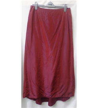 Debenhams - Size: 16 - Red - Evening skirt