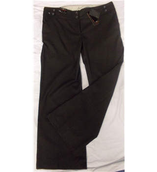 BNWT New Look size: 16 black trousers
