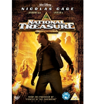 National treasure PG