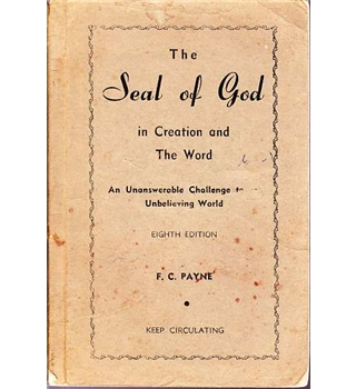 The Seal of God in Creation and the Word