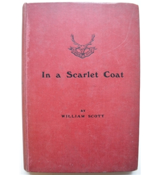 In A Scarlet Coat - William Scott