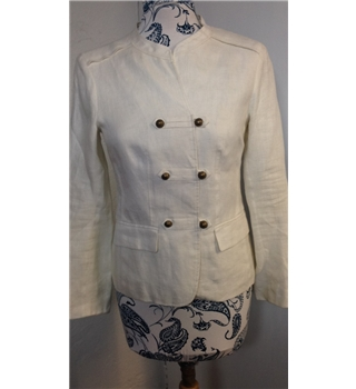 Gerard Darel off-white jacket 38 - Size: M REDUCED!!!