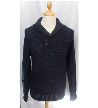 Marks and Spencer size small navy jumper