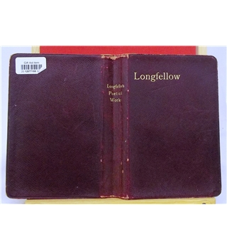 The Poetical Works of Longfellow including recent poems