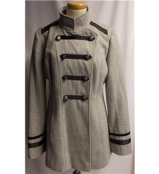 Red Herring - Size: 10 - Grey - Smart jacket