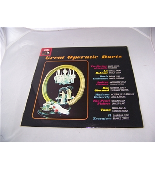 great operatic duets various - asd 2382
