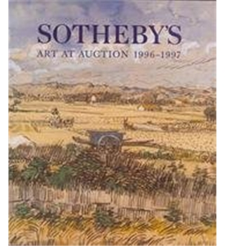 Sotheby's art at auction 1996-97